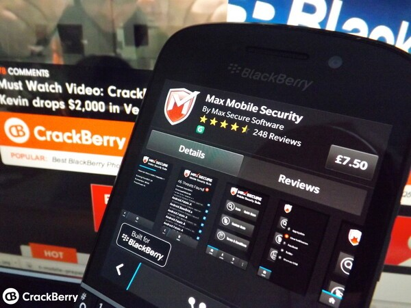 Max Mobile Security gets updated - introducing Advance APK