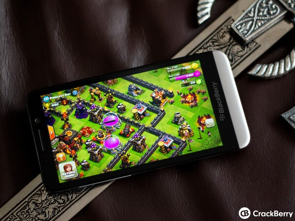 How to install Clash of Clans on BlackBerry | CrackBerry com
