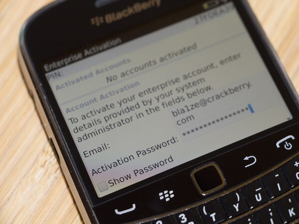 Rim blackberry enterprise server express | zdnet.