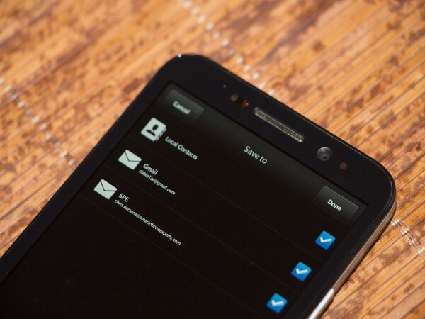 Dear Berry: How do I save contacts from the local address