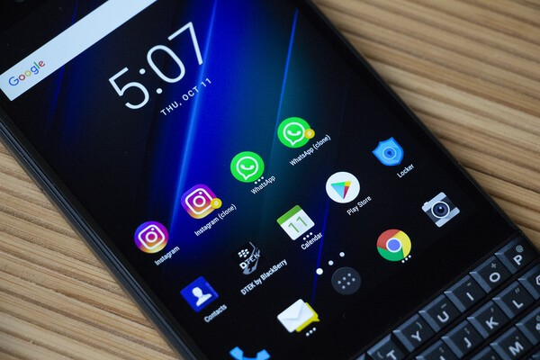 How to clone apps on the BlackBerry KEY2 LE | CrackBerry com