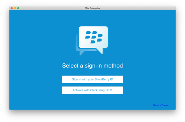 How to use BBM Enterprise on your desktop | CrackBerry com
