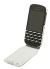 BlackBerry Q10 Leather Flip Shell