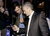 Josh Duhmal with BlackBerry CMO, Frank Boulben
