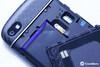 BlackBerry Q10 Battery Door Off