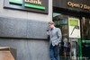 A hero photo like this would work about the TD Banking app for BB10