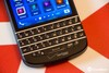 Verizon BlackBerry Q10 Front Branding