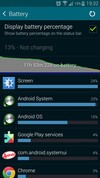 Samsung Galaxy S5 battery life details