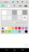 Sony Xperia Z2 Sketch