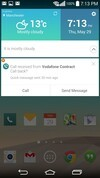 LG G3 Smart Notice