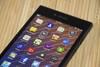 BlackBerry Leap App Screen