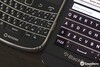 BlackBerry Z10 keyboard compared to the BlackBerry Bold 9900 keyboard
