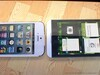 White BlackBerry Z10