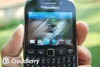The BlackBerry Curve 9310 is a handsome device up close
