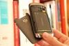 Battery, memory card and SIM. Check
