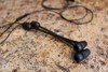 RF3 LIVE Natural Wood Stereo Earbud whole image