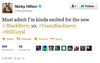 Nicky Hilton, fashion model, socialite, designer