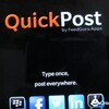100 copies of QuickPost up for grabs!