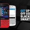 Need a new BlackBerry? Save up to 55% on unlocked devices from ShopBlackBerry