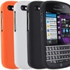 These white CrackBerry skins for the BlackBerry Q10 are only $3.95 today!