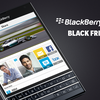 BlackBerry unveils Black Friday deals and new financing offers