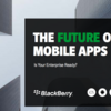 BlackBerry hosting application infrastructure for BES12 webcast