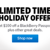 ShopBlackBerry drops prices on select BlackBerry smartphones