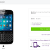 TELUS sales of the BlackBerry Classic go live!
