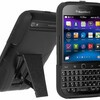 Score this protective BlackBerry Classic case with kickstand for only $4.95 today