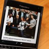 How my BlackBerry Passport scored some winning shots with Weird Al