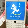 CascaRun Pro updated with audio coach and more visual stats