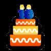 BBM cake