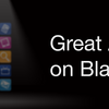 Great Apps on BlackBerry