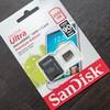 SanDisk 200GB card