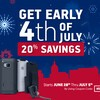 4th of July Sale: Save 20% on your favorite ShopCrackBerry accessories