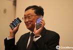 BlackBerry Passport demand has exceeded expectations