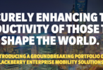Miss the BlackBerry for Enterprise event? You can now watch the replay