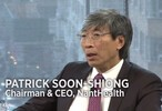NantHealth CEO Patrick Soon-Shiong discusses viewing Genomes on the BlackBerry Passport