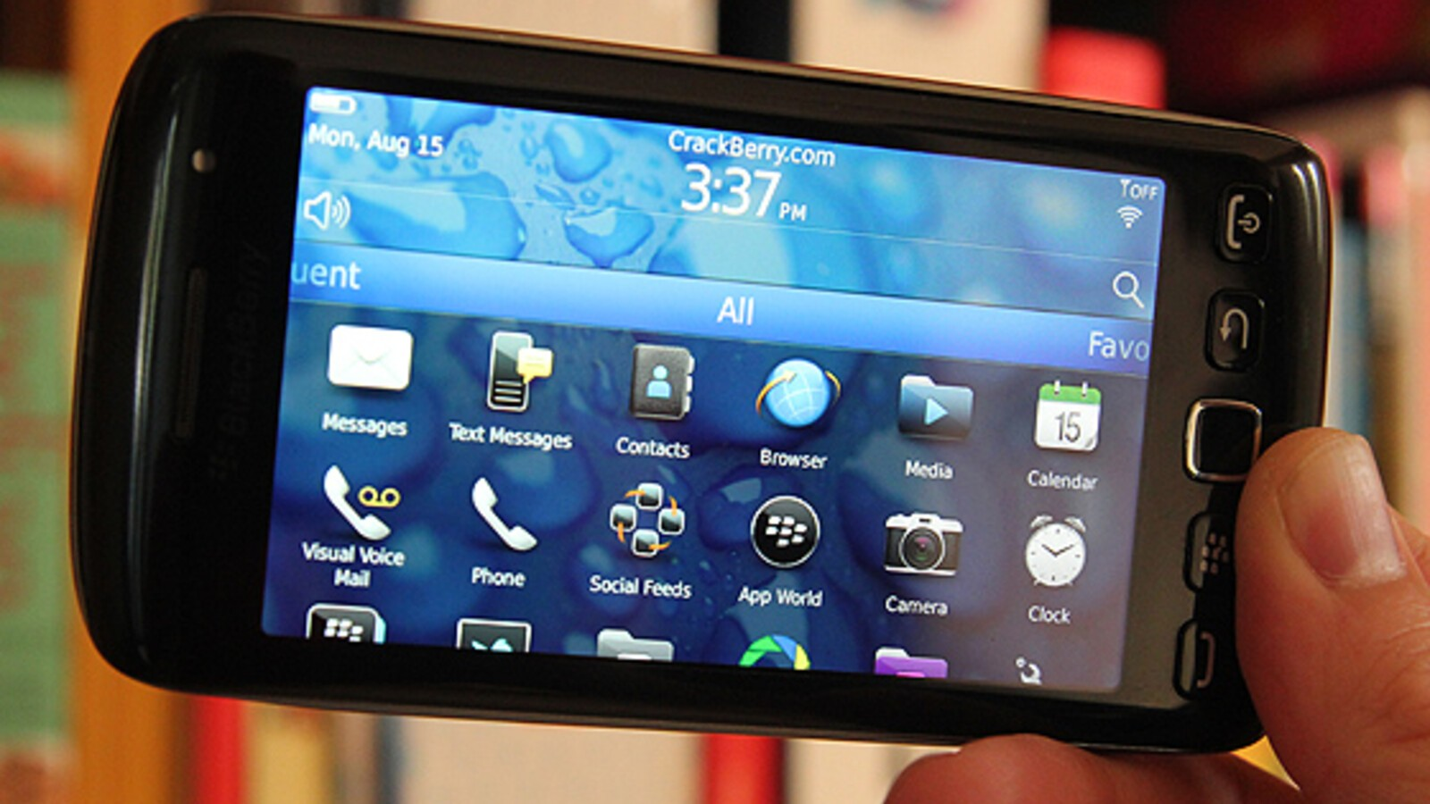BlackBerry Torch 9860 Review