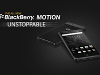 BlackBerry Motion now available in South Africa