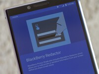 How to use BlackBerry Redactor on your screenshots
