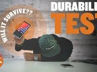 BlackBerry KEY2 durability test - Will it survive?