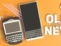 BlackBerry KEY2 - Old vs. New Hands-On!