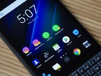 How to clone apps on the BlackBerry KEY2 LE