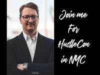 Want to attend HustleCon East in Brooklyn on December 6th?