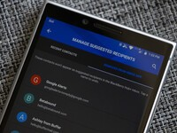 How to manage 'Suggested Recipients' in the BlackBerry Hub+ Inbox