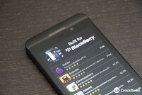 'Built for BlackBerry' section in BlackBerry World highlights great apps from developers