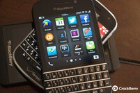 One month in with the BlackBerry Q10