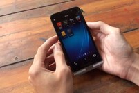 BlackBerry A10 gets hands-on video treatment