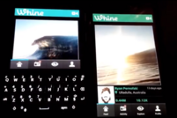 Early preview of Whine app shows off Vine on BlackBerry 10